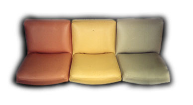 Accurate Auto Tops & Upholstery, Newtown Square, PA 19073 - Seat Cushions Image