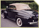 Accurate Auto Tops & Upholstery, Newtown Square, PA 19073 - Classic restorations