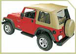 Accurate Auto Tops & Upholstery, Newtown Square, PA 19073 - Jeep tops